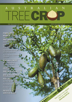 Tree Crop magazine cover